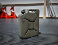 Click image for larger version.  Name:3D printed jerry can painted and weathered 2.jpg Views:32 Size:158.9 KB ID:39083